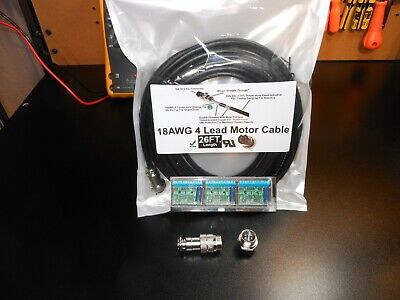 Gecko G251x Drivers 3 Axis Kit 3 26ft Pre-built 184 Double Shielded Cables