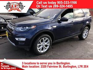 2017 Land Rover Discovery Sport HSE Luxury Sport, Navi, Leather,