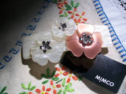 "MIMCO - hair clip/barette ""Kimono"" : New with Tags & box. Mount Lawley Stirling Area Preview"