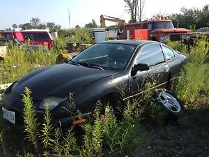 PARTING OUT 1998 Pontiac Sunfire