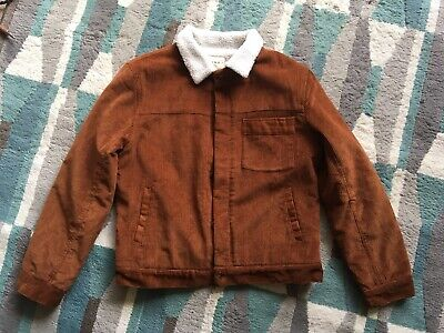 HYMN Laurel Corduroy Jacket Men's M (brand new RRP £110)
