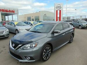 NISSAN SENTRA SR 2017 COMME NEUF