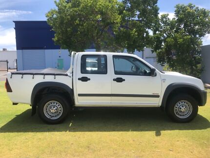 2007 Holden Rodeo 4x4 4JJ1 turbo diesel Malaga Swan Area Preview