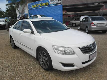 2008 Toyota Aurion AT-X Sedan Hermit Park Townsville City Preview