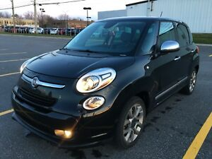 2015 Fiat 500L LOUNGE SUV FULLY LOADED GPS CAM CUIR