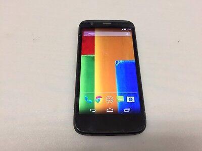 MOTOROLA MOTO G BLACK BOOST MOBILE SMARTPHONE (ESN CLEAR) (READ BELOW) Boost Mobile Motorola