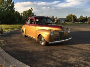 1941 Ford 5 Window Businessman's Coupe