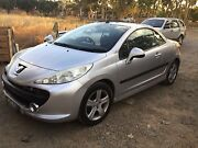 Peugeot 207 cc sport for sale Gawler South Gawler Area Preview