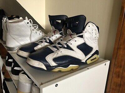 Air Jordan Retro 6 Olympic Size 9