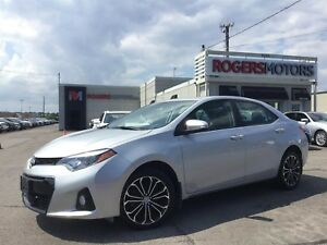 2016 Toyota Corolla S - NAVI - LEATHER - SUNROOF