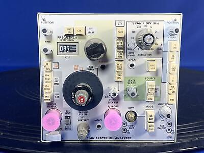 Tektronix 5L4N Spectrum Analyzer