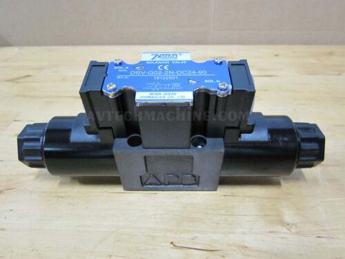SevenOcean Hydraulic Solenoid Valve DSV-G02-2N-DC24