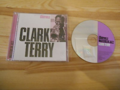 (CD Jazz Clark Terry - Masters Of Jazz (12 Song) STORYVILLE)