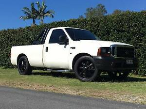 2001 Ford F250 Ashmore Gold Coast City Preview