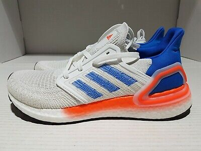 New Adidas Ultra Boost 20 Mens Running Trainers - EG0708 - Size UK 8 - RRP £160