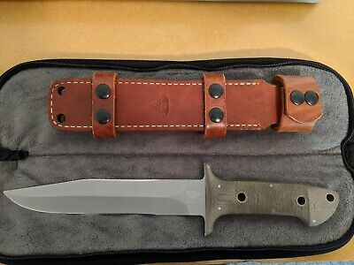 Jim Hammond Custom Sealtac, Jimmy Lile Class Fighting Knife