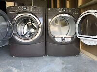 High Quality Maytag Washer Dryer STEAM can DELIVER