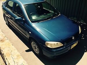 Holden Astra 2002 Auto 6 mths Rego  Perfect 1st little car! Toowoon Bay Wyong Area Preview