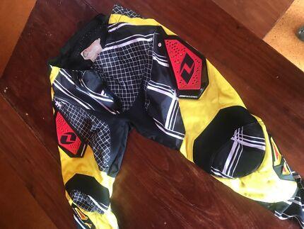Motorbike/motocross jersey and pants