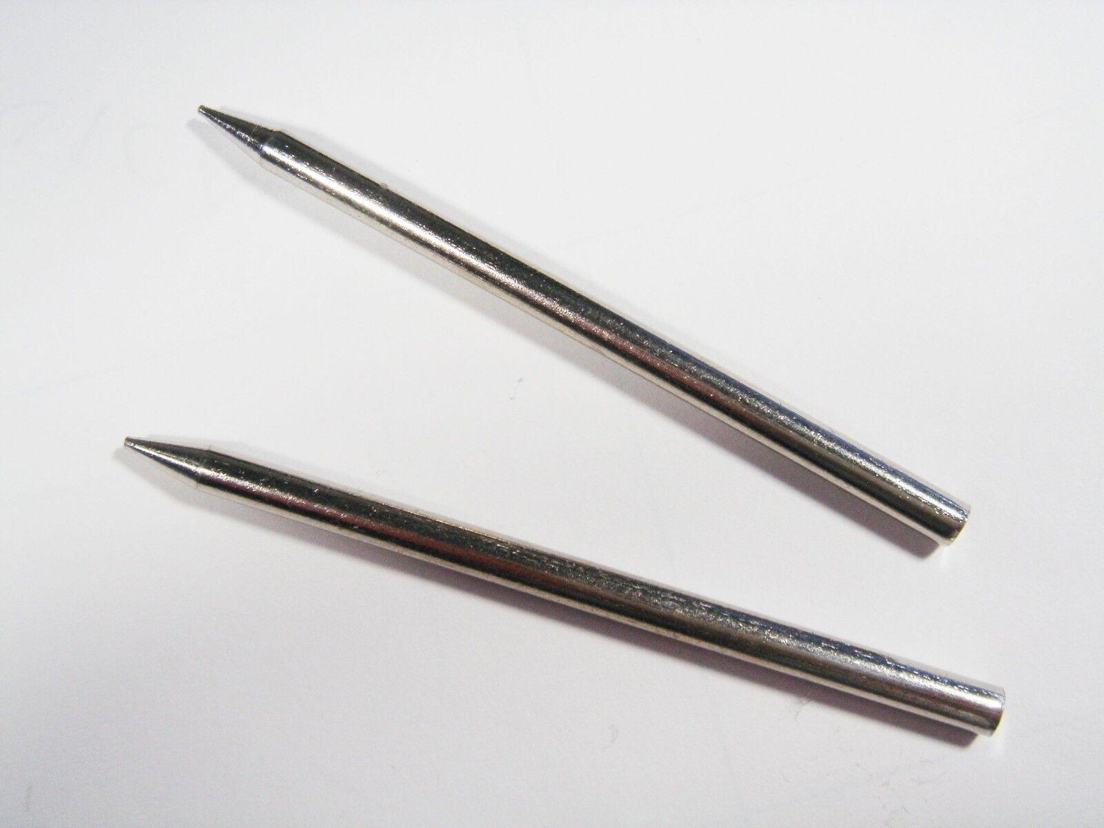 10 x Punta per saldatura 4mm continua 4mm 3,8MM 70mm DRITTO LONG LIFE #1-1101#