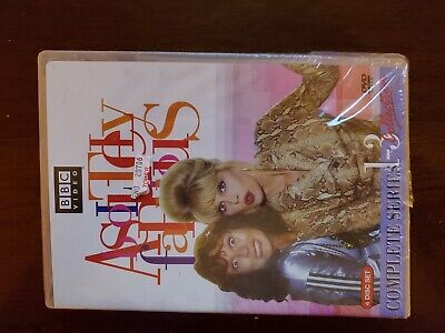 Absolutely Fabulous -Complete Series 1-3 by Jennifer Sounders DVD