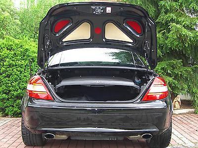جديد Mercedes SLK  R 170/171/172 سويدي بنبل الودائع الباب الخلفي جذ