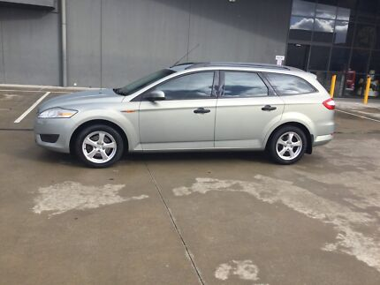 Ford Mondeo Automatic Wagon Derwent Park Glenorchy Area Preview