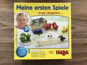 Orchard (Obstgarten) board game by haba