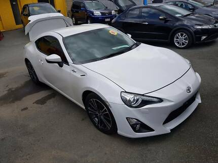 2014 Toyota 86 ZN6 GTS 6sp manual. One of the cheapest in QLD.