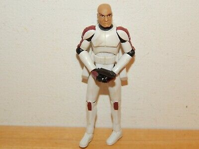 "STAR WARS CLONE TROOPER JEK 3.75"" ACTION FIGURE #K"