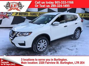 2017 Nissan Rogue Automatic, Heated Seats, Back Up Camera, AWD