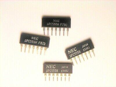 Upc555h Original Nec 7p Sip Ic 2 Pcs