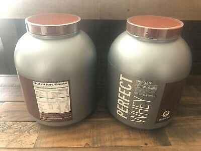 Natures Best Perfect Whey Protein, Chocolate 5 Pound Tub