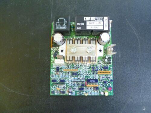 Curtis Motor speed Controller 1208C-3404 36V 60Amp