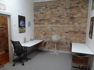 4 office spaces available at $25/day or $100/week Croydon Burwood Area Preview