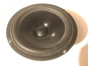 """Single : VIFA  6.5"""" woofer made in Denmark great shape and sound"""