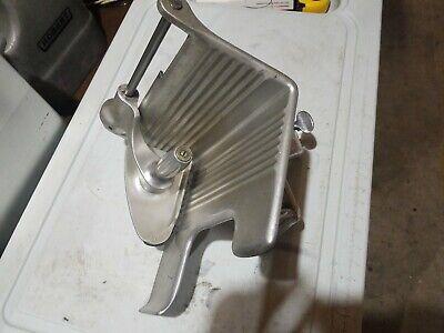 Meat Carriage Grip Arm For Hobart Model 1512 Meat Slicer Vintage