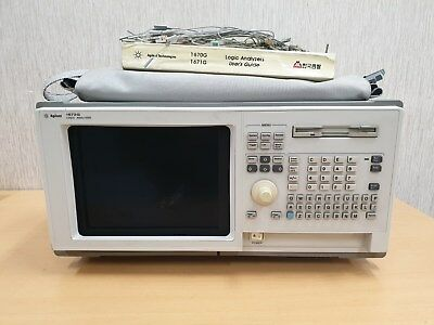 Agilent 1672g Portable Logic Analyzer