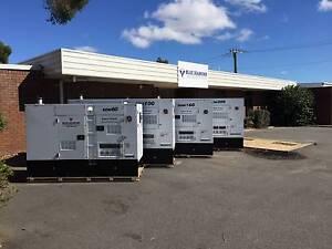 Large Diesel Generators - 8-50KVA - KUBOTA/ ISUZU / FAW / PERKINS Elizabeth West Playford Area Preview