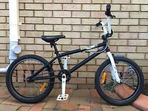 "Haro X1 Matt Black 20"" inch BMX Mid/New School Bike Bicycle Cambridge Park Penrith Area Preview"