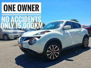 2017 Nissan Juke SV AWD, Backup Cam & Bluetooth  FREE Delivery