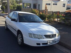 2003 Holden Commodore Executive 4 Sp Automatic 4d Sedan