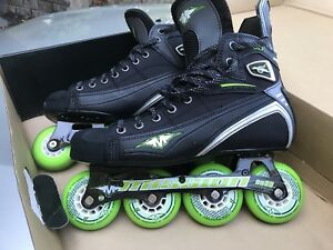 Mission Rollerblades size 10E men's or 12 Women's like new