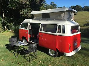 Charming VW Kombi Automatic Campervan Hire Tamborine Mountain Ipswich South Preview