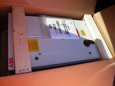 ABB HVAC DRIVES W/ BYPASS ACH550 15HP SERIES TYPE ACH550-BCR-023A-4+B058+F267
