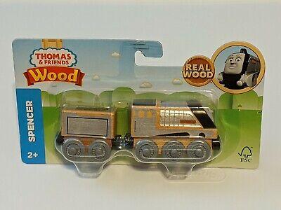 Thomas & Friends - SPENCER Wood Train Fisher Price - Brand NEW