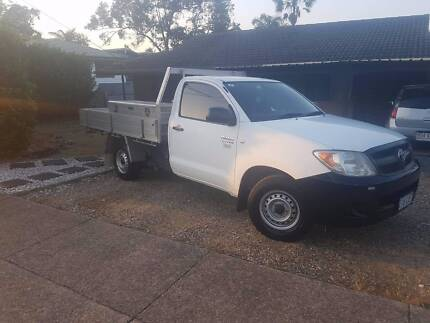 !!! BARGAIN !!! 65XXXKMS TOYOTA HILUX WORKMATE