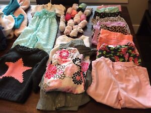 Baby girl clothes 18-24 months