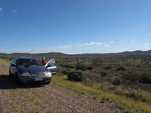 2001 Ford Falcon Wagon Camping/Backpacking Spearwood Cockburn Area Preview