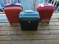 "19"" BRAND NEW HAND LUGGAGE { DELSEY PARIS} $60"